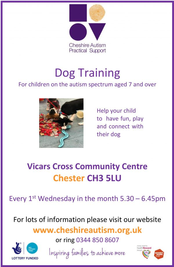 Dog Training Chester A4