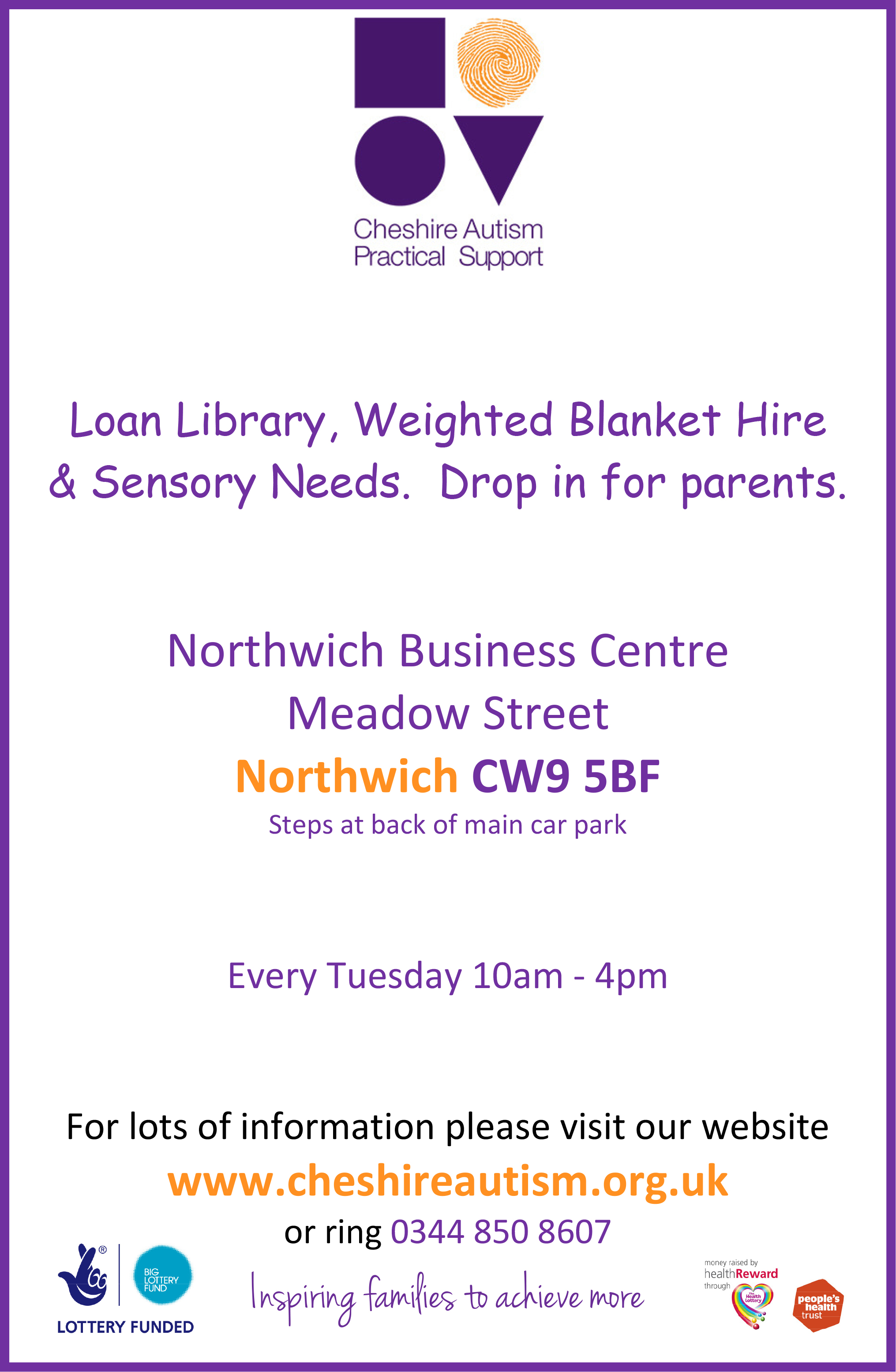 Northwich Open Office A4