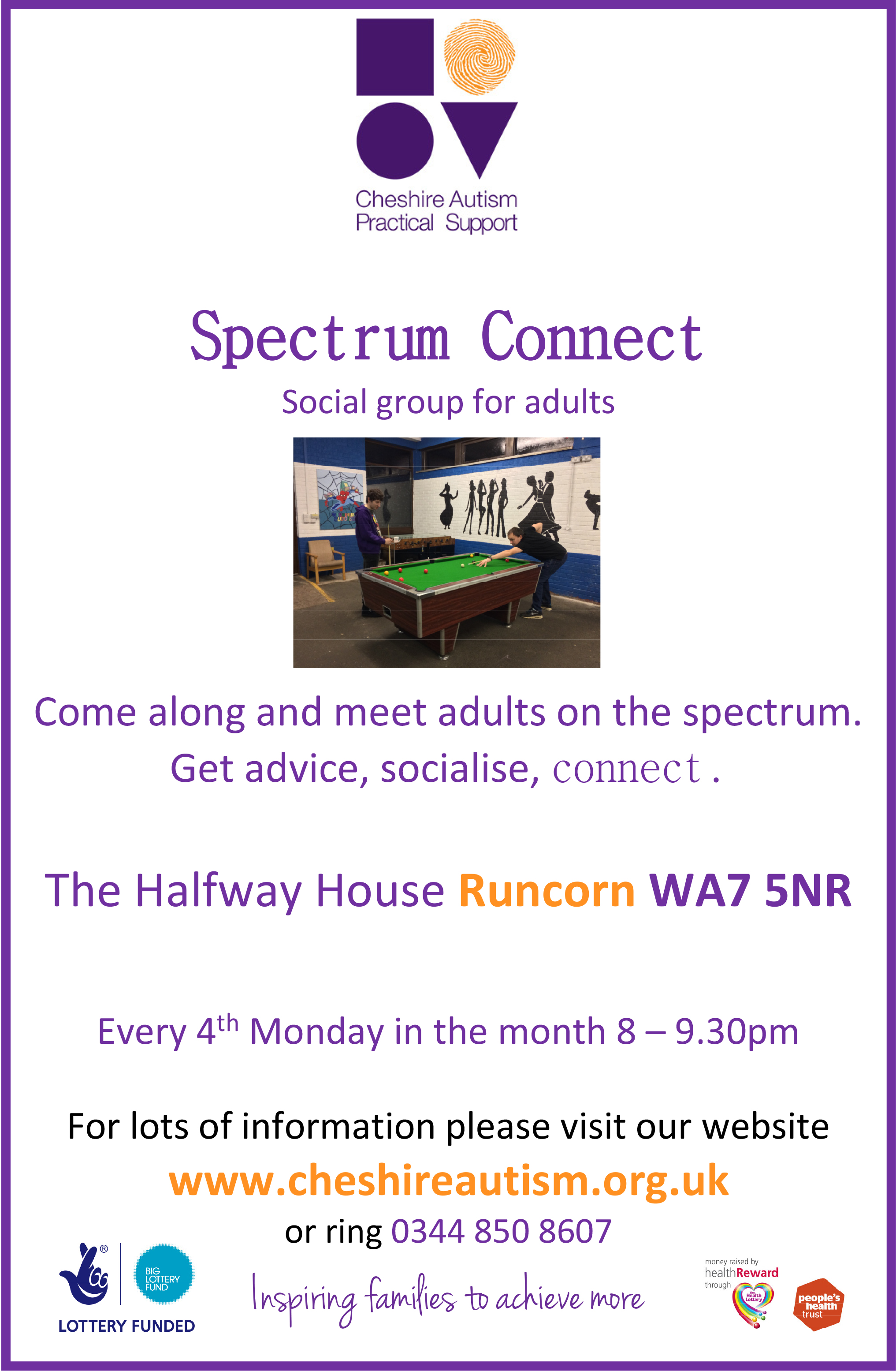 Microsoft Word - Spectrum Connect Runcorn A4