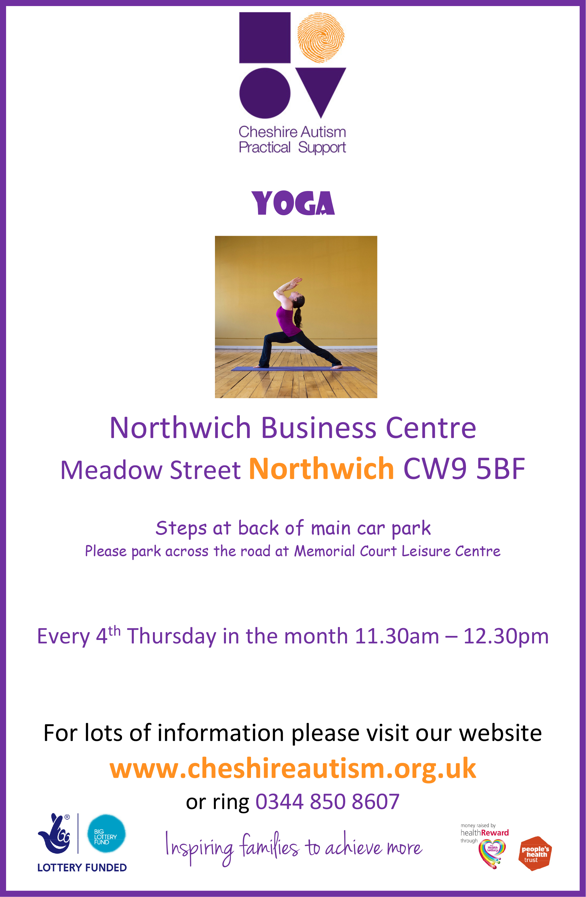 Microsoft Word - Yoga Northwich A4
