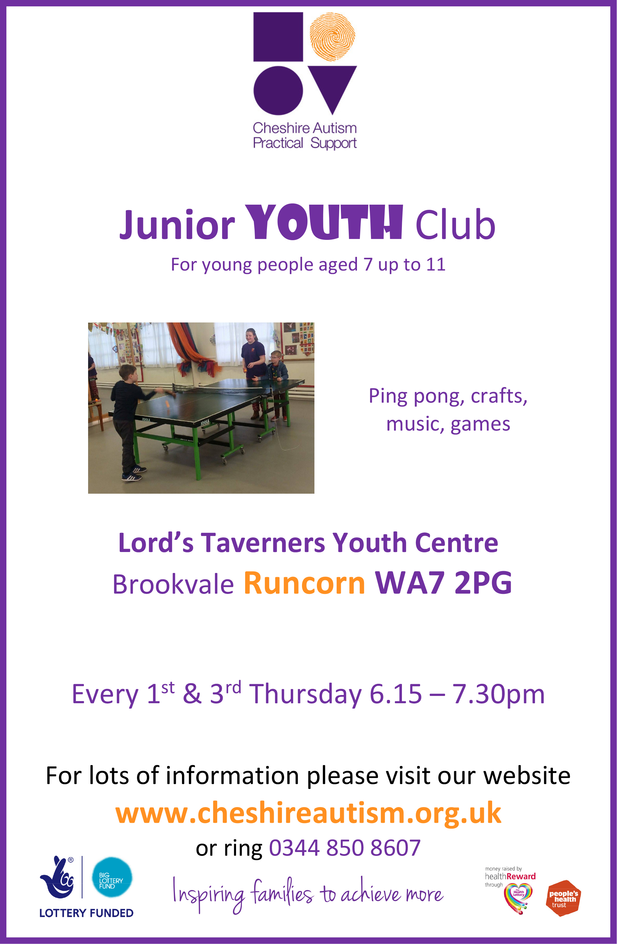 Youth Club Juniors A4