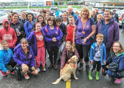 Sponsored Walk Group