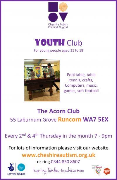 Microsoft Word - Youth Club Halton A4