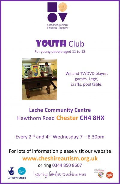 Microsoft Word - Youth Club Chester A4