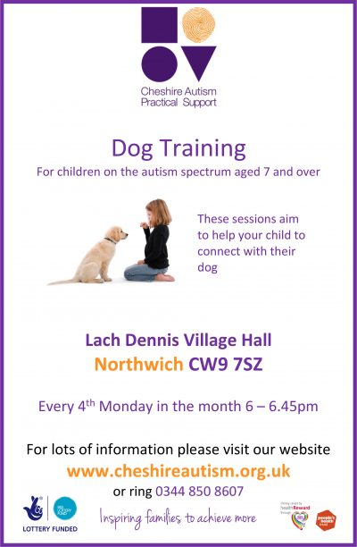 Microsoft Word - Dog Training Northwich A4
