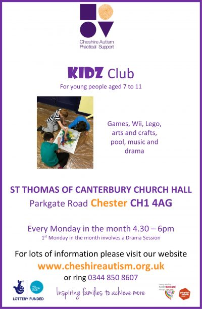 Microsoft Word - Kidz Club Chester A4