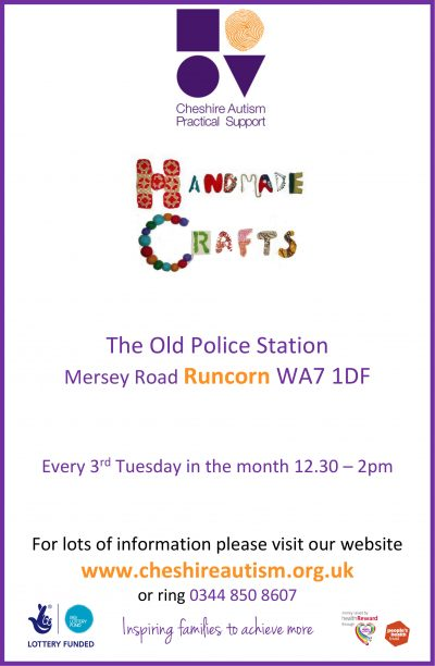Microsoft Word - Crafty Club Runcorn A4
